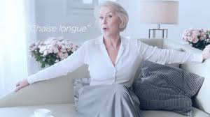 French Lessons with Helen Mirren | L'Oréal Paris Age Perfect ...