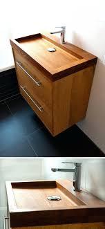 Waschtisch Hängend Selber Bauen