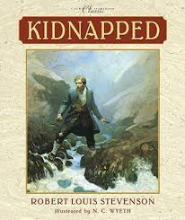 Resultado de imagen de Kidnapped Robert Louis Stevenson