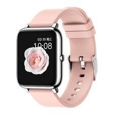 <b>Jeaper</b> P22 <b>Smart Watch</b> Women Full Touch Sleep Monitor Heart ...