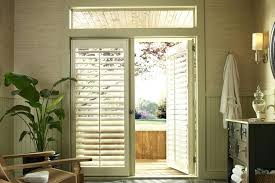 window coverings for sliding glass doors budget blinds vertical blinds window treatments for sliding