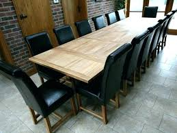 extra large round dining table tables seats 8