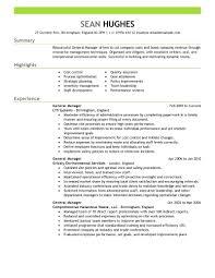 Resume Kitchen Manager Resume Sample