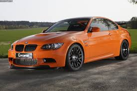 1:11.8 at Hockenheim by G-Power BMW M3 GTS with 635 hp