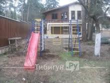 Уличный <b>детский спортивный комплекс Kampfer</b> Total Playground