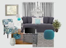 Living Room Turquoise Remodelling Impressive Decorating Ideas