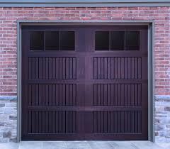 aluminum capping around your garage door