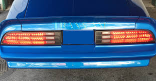 Trans Am Led Lights Premium Led Tail Lamp Kit For Firebird Trans Am 74 78 98