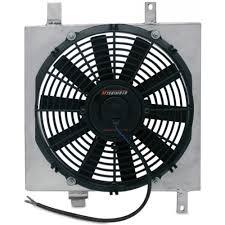 fan radiator. fan radiator