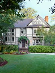Ranch House Curb Appeal Stealable Curb Appeal Ideas From Tudor Revivals Hgtv