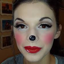 mickey mouse eye makeup design