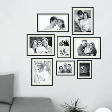 wall frame idea appealing family frames wall decor modern interior design with picture frame collage ideas