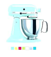 kitchenaid ice blue teal kitchenaid 9 sd hand mixer ice blue