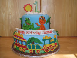 Heathers Cakes And Confections Dinosaur Train