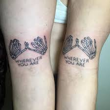 15 Friendship Tattoos That Arent Totally Cheesy Brit Co
