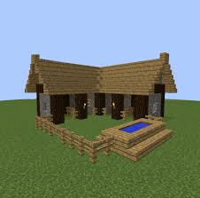 The home is pretty intricate, but looks amazing. 15 Cool Minecraft House Ideas Designs Blueprints