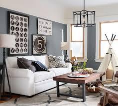 Pottery Barn Living Room Designs Simple Ideas