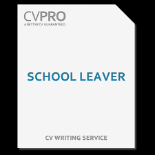 Resume For School Leavers School Leaver Cv Personal Statement