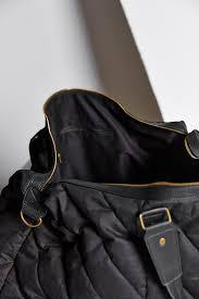 Lyst - Bdg Quilted Weekender Bag in Black & Gallery Adamdwight.com