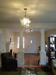 ceiling lights white pendant light fixture large star light fixture pendant light conversion kit star