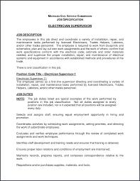 Handyman Job Description For Resume From Handyman Resume Samples
