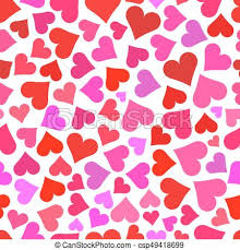Love Hearts Background Love Hearts Tileable Wallpaper That Repeats