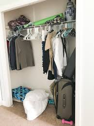 how to create a functional closet organizer for less than 300