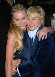 Ellen And Portia Portia De Rossi Bullied By Wife Ellen Degeneres Or How Gossip