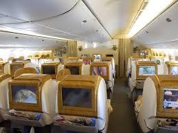 emirates boeing 777 300er business