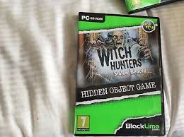Play massive multiplayer online games! Hidden Object Games Pc Dvd Rom Hog Individual Items Selection Fast Post 2 99 Picclick Uk