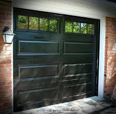 painting garage door black matte black garage door paint paint garage entry door black
