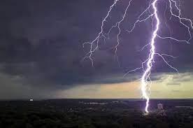 Severe thunderstorm, flash flood ...