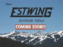 estwing logo. estwing outdoors tools logo