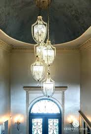 two story foyer paint colors lighting idea for ideas entryway 2 chandelier how high to hang two story foyer lighting
