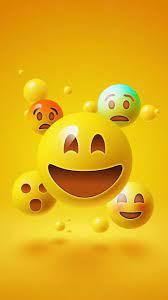 Purple Devil Emoji Wallpaper
