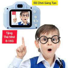 Đồ Chơi Máy Chụp Ảnh Quay Phim Cho bé sáng tạo, đồ chơi Máy Chụp Ảnh Món  quà cho bé | Kệ chữ A
