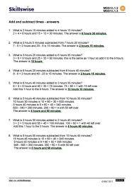 Elapsed Time Worksheets 3rd Grade - Checks Worksheet