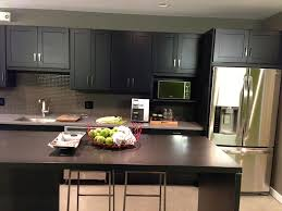 Contemporary kitchen cabinet Cabinets Design Signature Kitchen Modern Kitchen Cabinets In Island With Waterfall Countertop