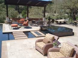 why is natural stone popular for patios