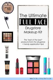 the ultimate foolproof makeup kit perfect for beginners