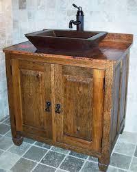 inexpensive bathroom vanities. Inexpensive Rustic Bathroom Vanities Photo