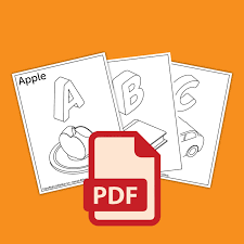 These alphabet printables are such a fun way to help teach preschool, pre k, and kindergarten age children their letters and the sounds they make. 3d Abc Alphabet For Kids Pdf Free Download