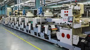Печать этикеток Производство и полиграфия этикеток от компании  printing methods 2