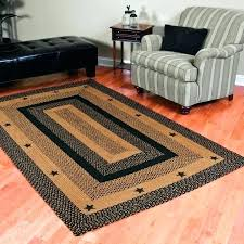 country braided rugs primitive area rug braided area rugs rectangular primitive area rugs black country braided