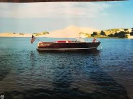 search bowriders and deck boats for sale in michigan Fisher Snow Plow Wiring Diagram 1959 chris craft ski boat 17