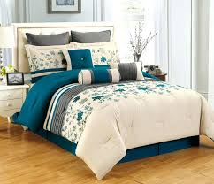 grey bed set bedding bedding sets teal and tan comforter c and teal comforter set teal