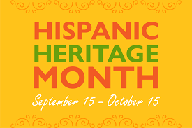 Hispanic Heritage Month Events hosted by Central Management Services (CMS)