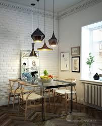 room dining table lighting