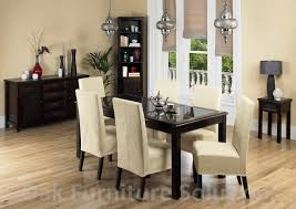 jafar 6 seater dining table set cream ofs 6 seat dining table