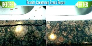 chipped granite countertop repair granite home improvement a how to repair granite hairline k photo chipped granite countertop how to fix